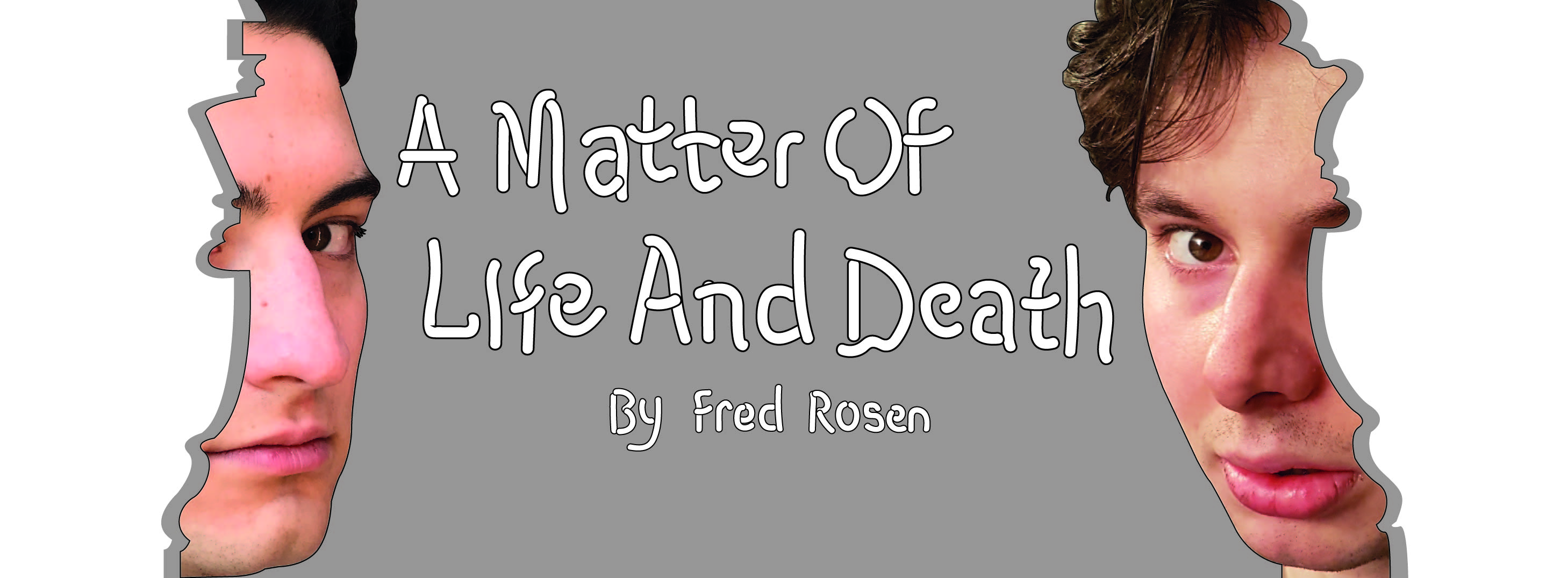 Matter of Life and Death Banner