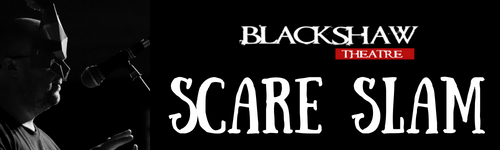 Scare Slam title banner