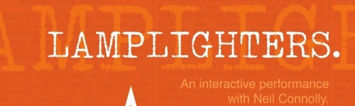LAMPLIGHTERS title banner