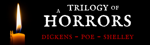 A Trilogy of Horrors title banner