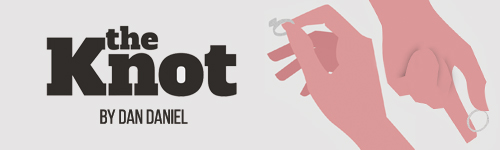 The Knot title banner final