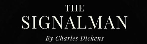 The Signalman title banner