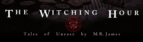 Witching Hour title banner